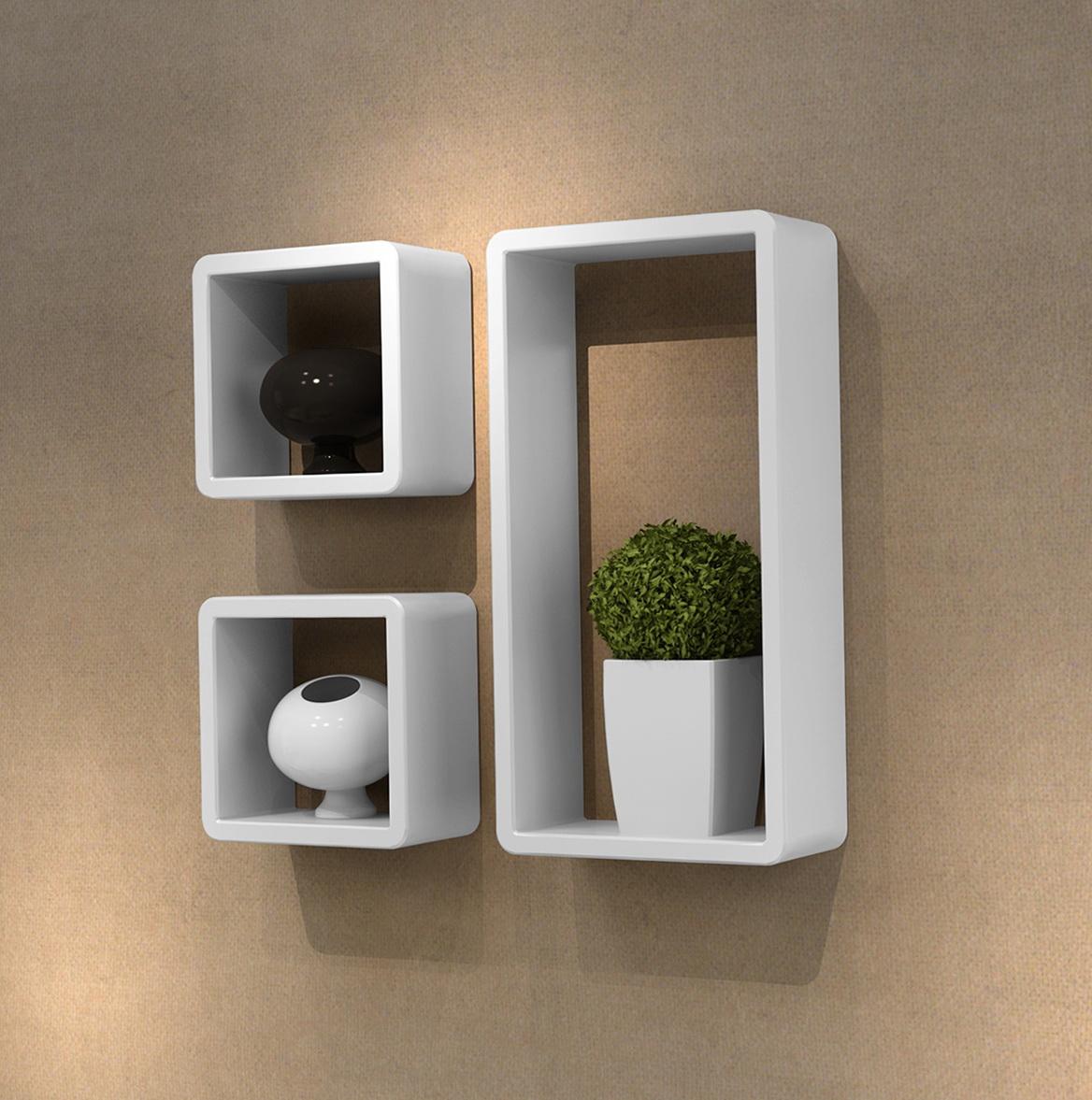 Wall Display Shelves Uk