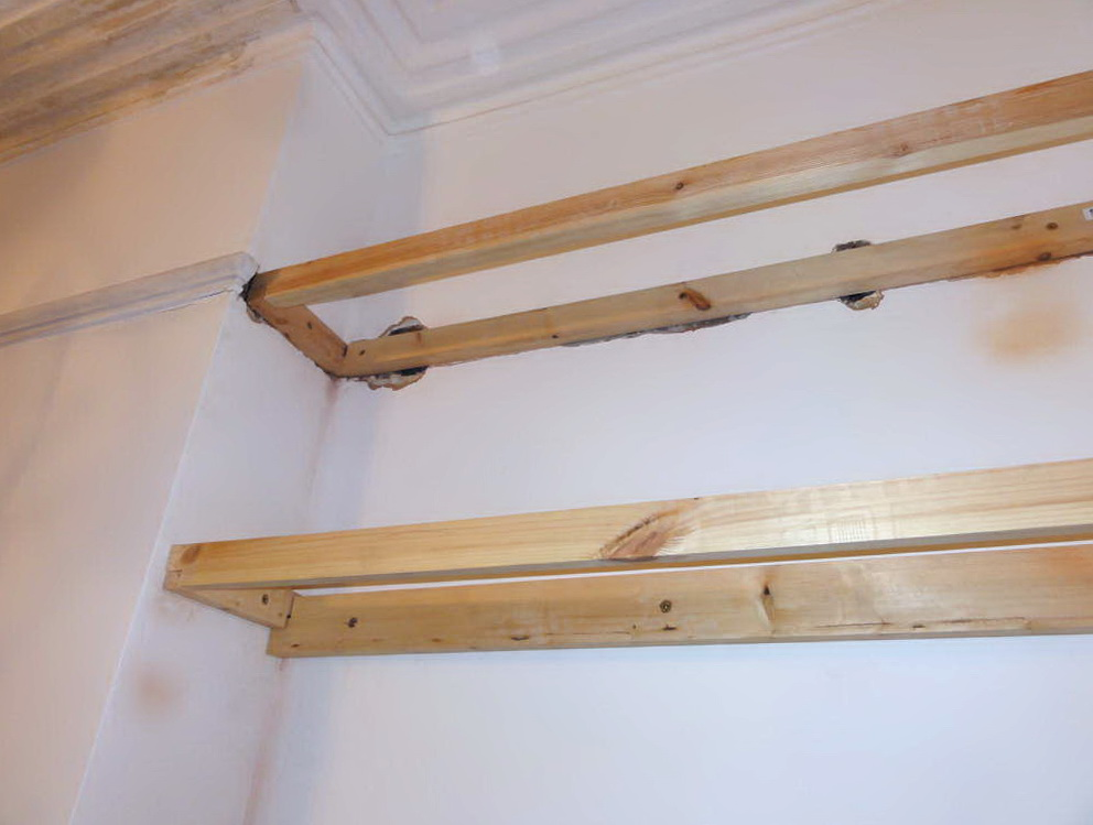 Wall Mounted Shelves Diy