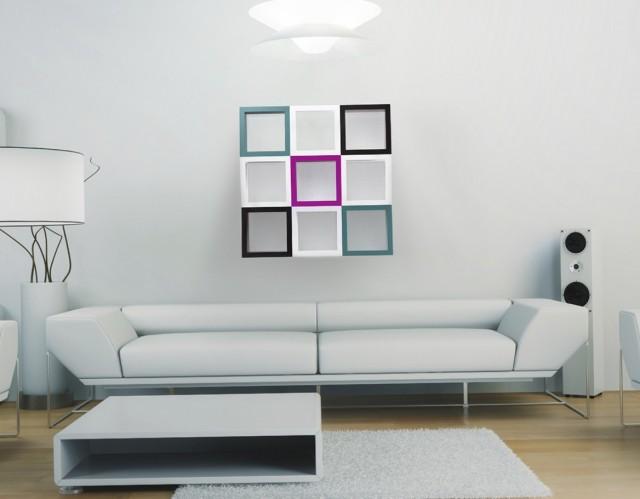 Wall Mounted Shelves For Living Room