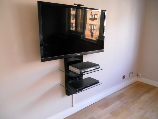 Wall Mounted Shelves For Tv