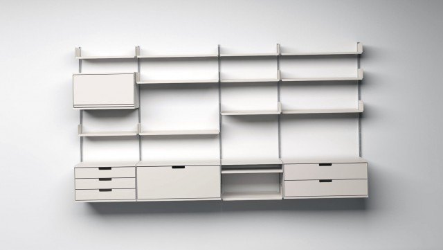 Wall Mounted Shelving Systems Australia
