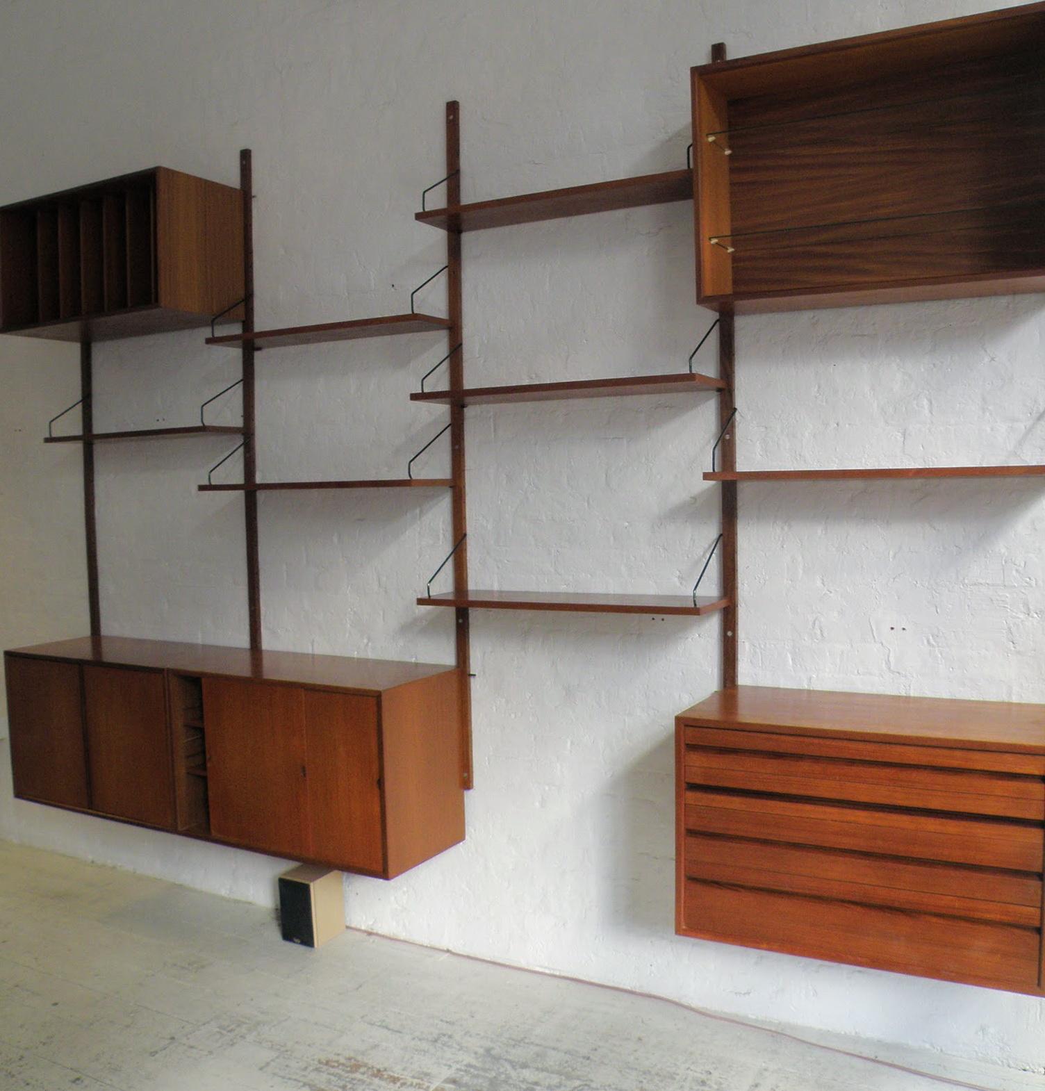 Wall Mounted Shelving Systems Ikea