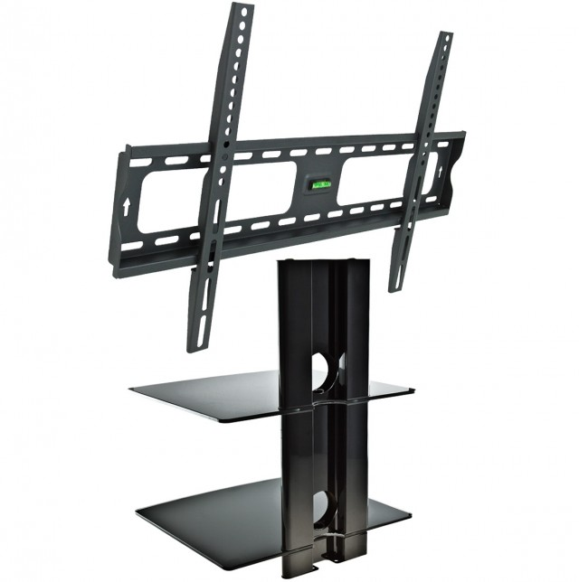 Wall Mounted Tv Shelves Glass