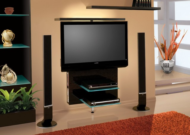 Wall Mounted Tv Shelves Uk