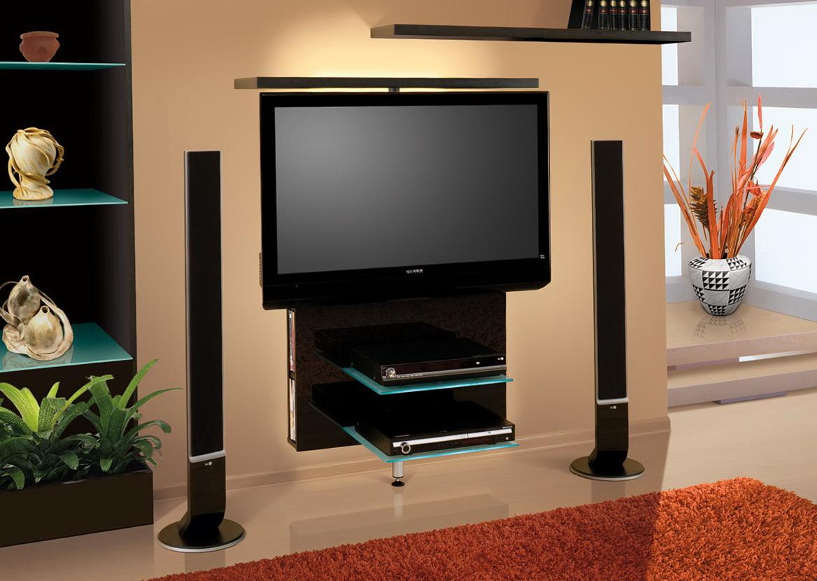 Wall Mounted Tv Shelves Uk
