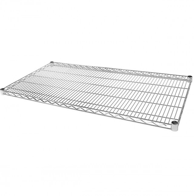 Wall Mounted Wire Shelving Systems