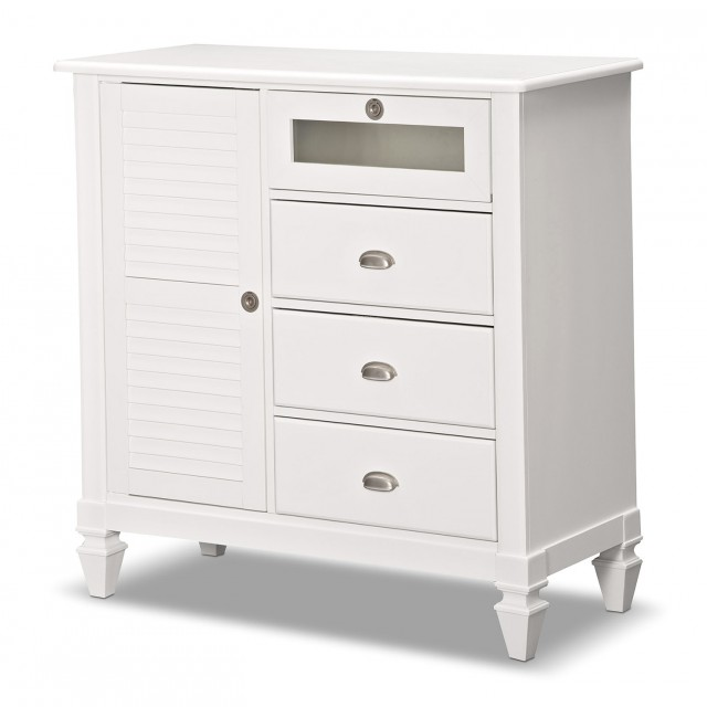White Bedroom Dressers Chests