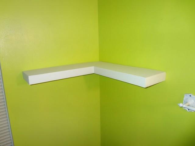 White Wall Shelves Ikea