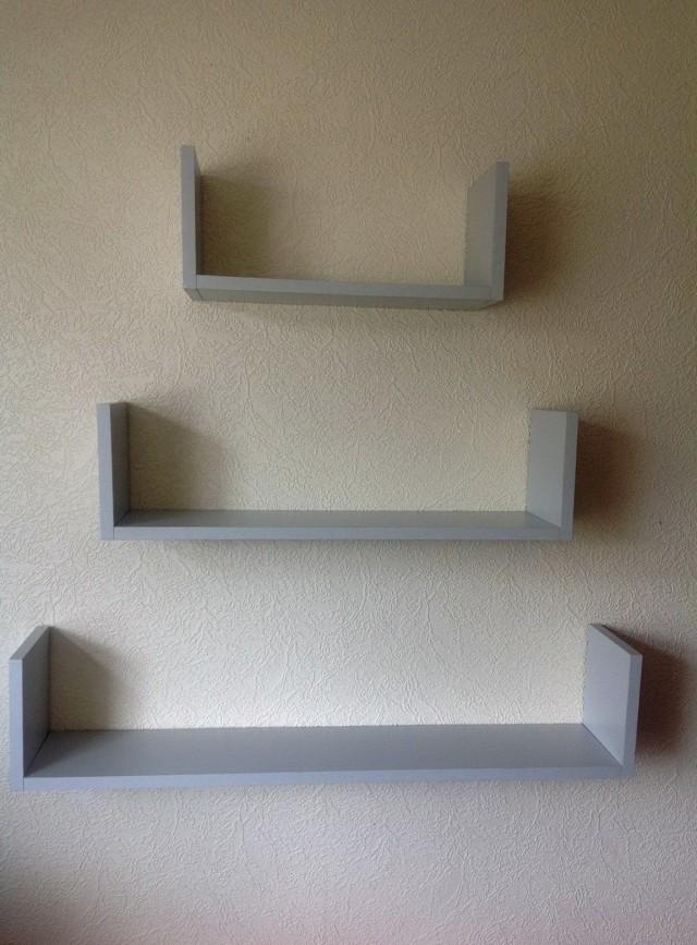 White Wall Shelves Uk
