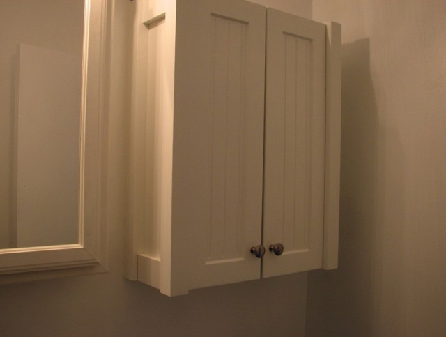 Wood Medicine Cabinets No Mirror