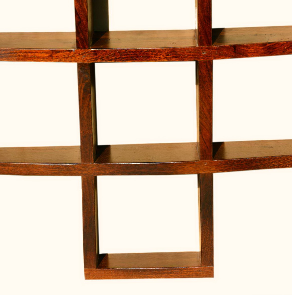 Wooden Wall Hanging Shelves