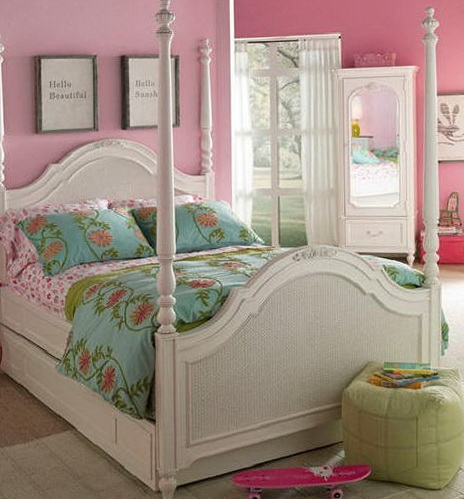 Full Size Beds For Girls