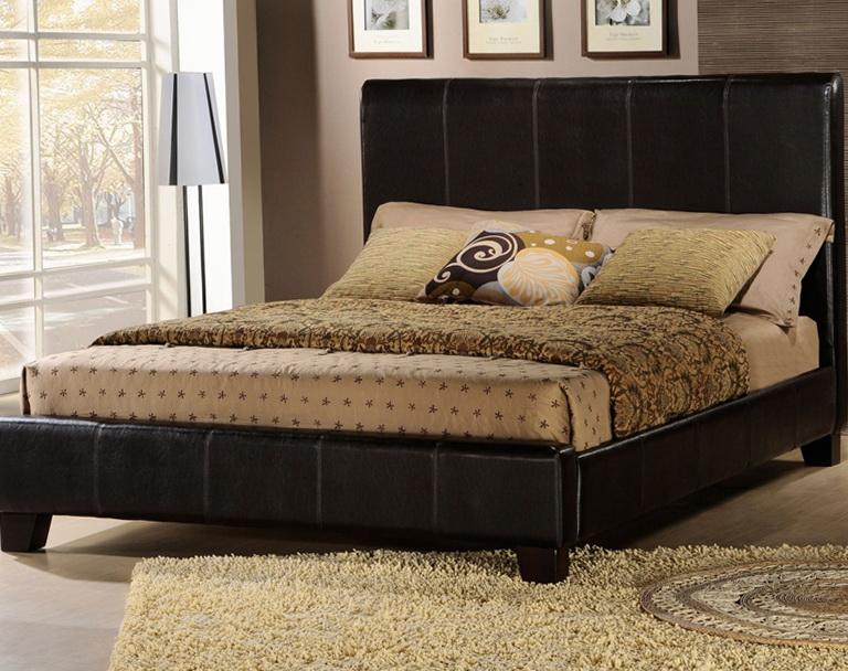 Full Size Platform Bed Plans