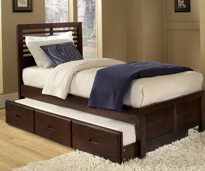 Full Size Trundle Bed Plans