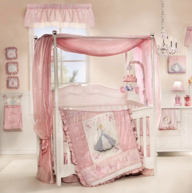 Girl Nursery Bedding Sets