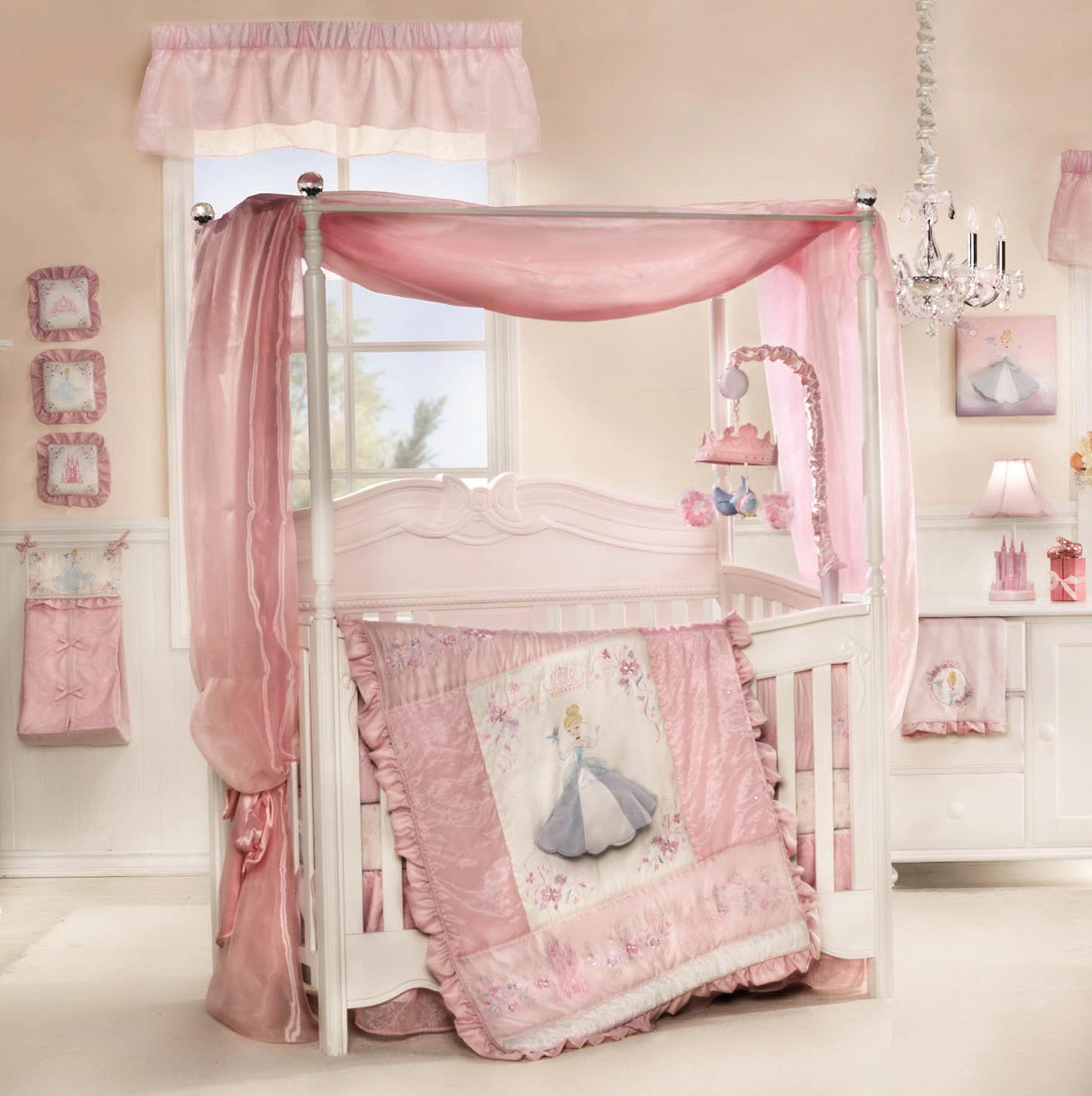 Girl Nursery Bedding Sets