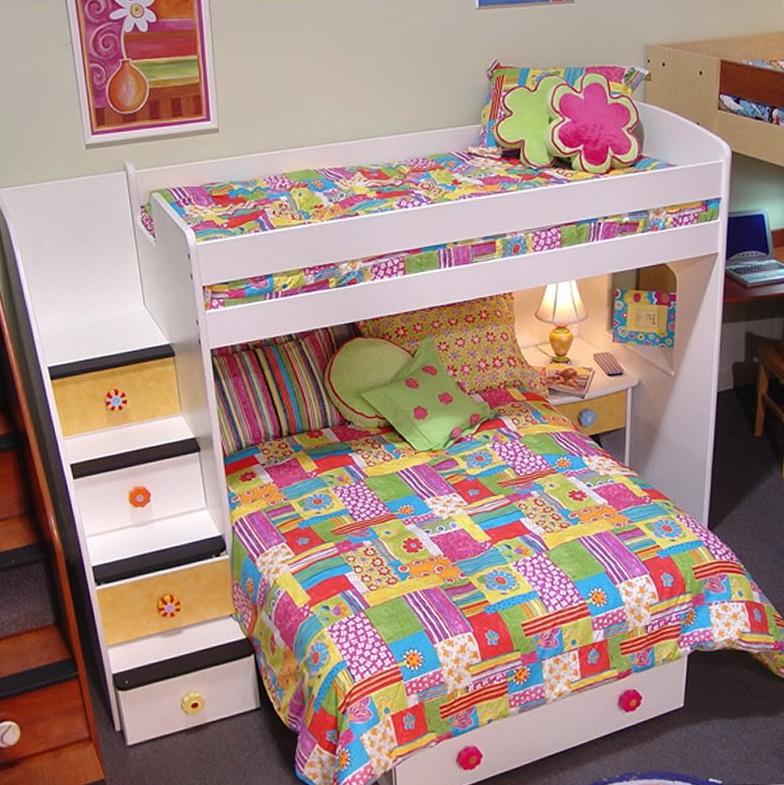Girls Bunk Beds Uk