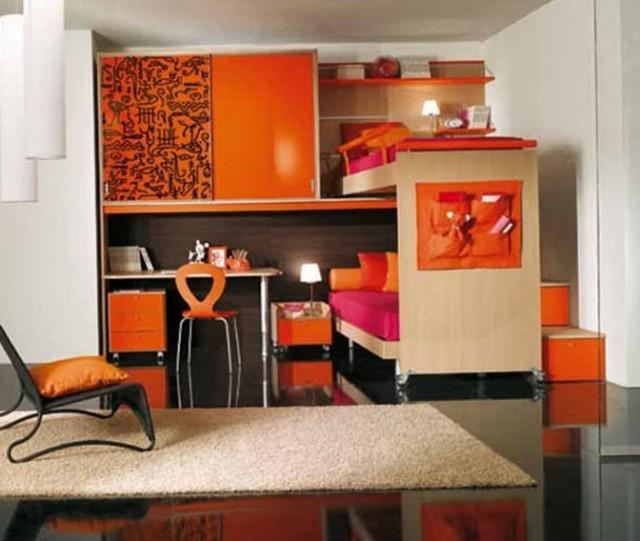 Girls Loft Bed Ideas