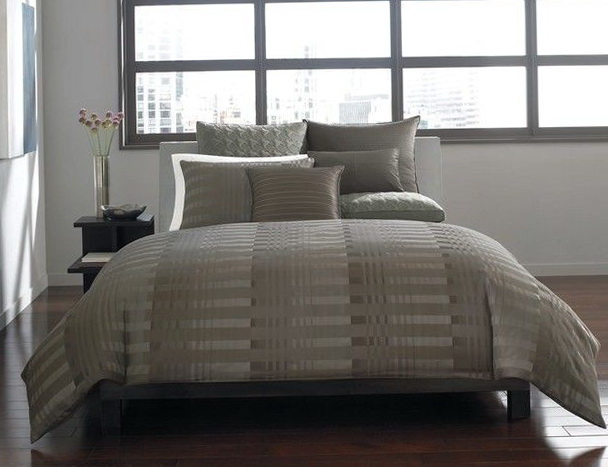 Gray Hotel Collection Bedding
