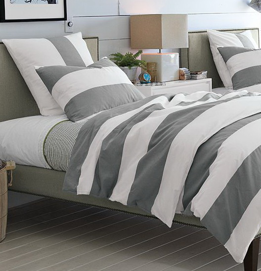 Grey And White Bedding Sets