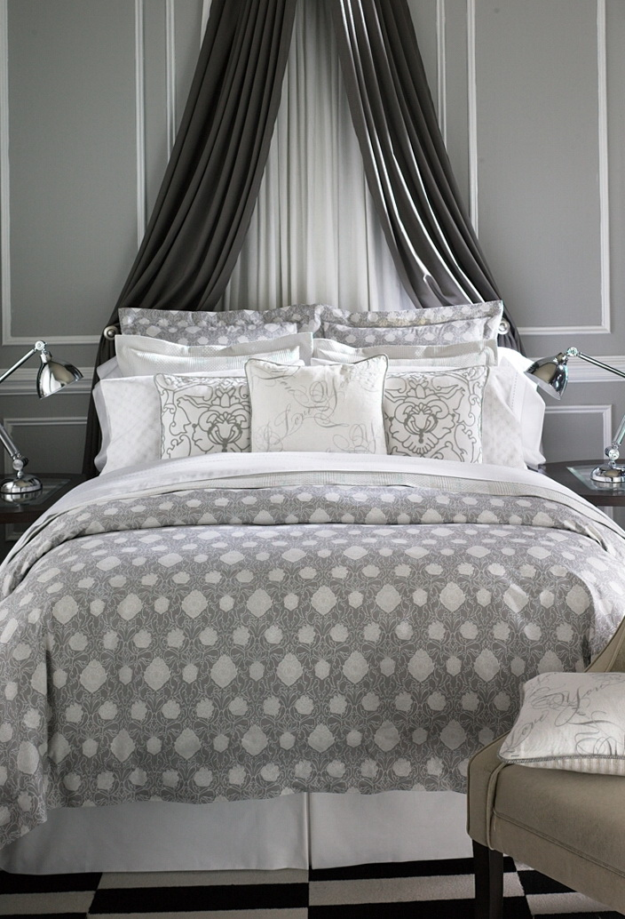 Grey And White Bedding Target