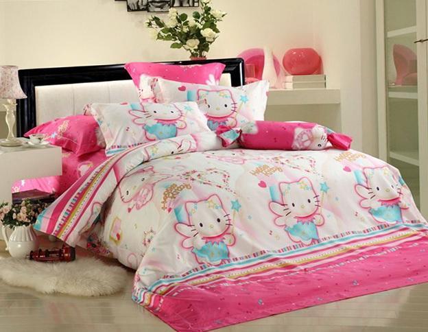 Hello Kitty Bedding Queen