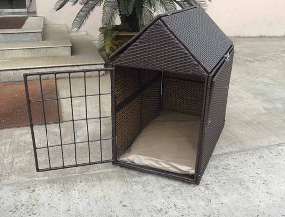 Homemade Outdoor Dog Bed