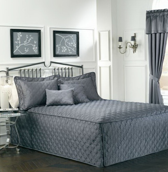 Hotel Collection Bedding Grey