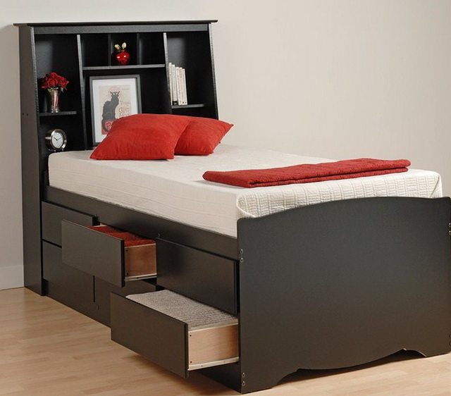 Ikea Bed Frame With Drawers