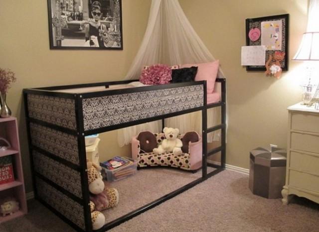 Ikea Bunk Bed Hack