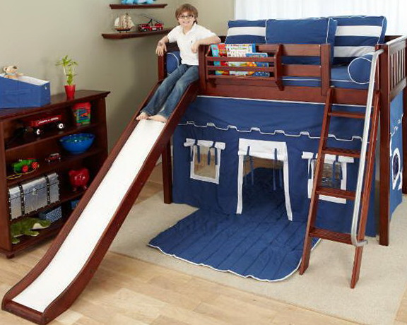 Ikea Bunk Beds With Slide