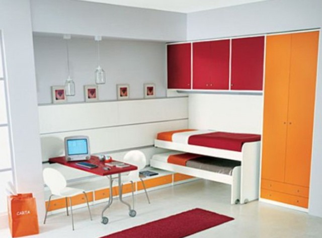 Ikea Kids Beds With Desk