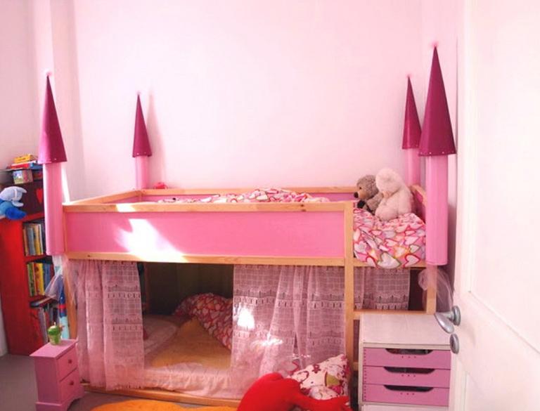 Ikea Kura Bed With Storage