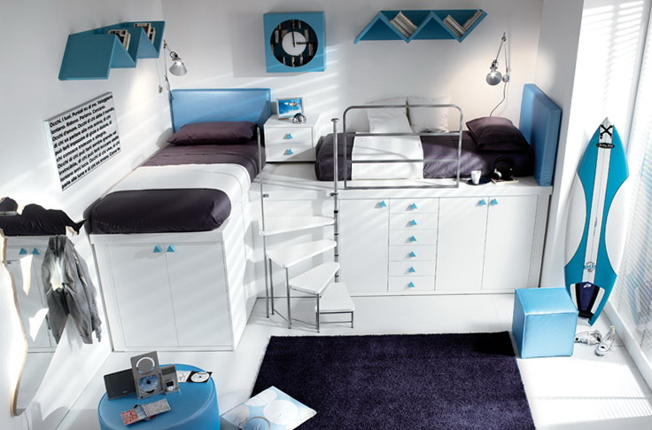 Ikea Loft Bedroom Ideas