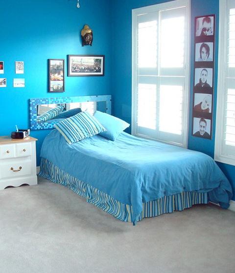 Ikea Toddler Bed Blue