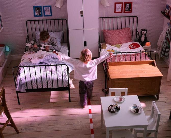 Ikea Toddler Bed Iron