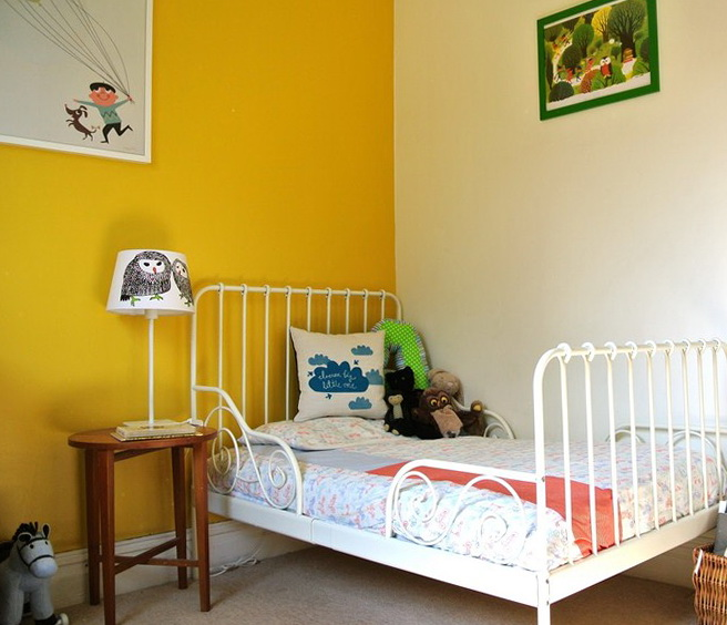Ikea Toddler Bed Minnen