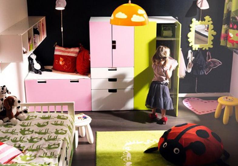 Ikea Toddler Bedroom