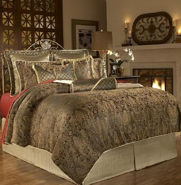 J Queen Bedding Claremont