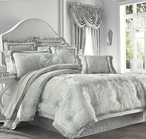 J Queen Bedding Vanderbilt