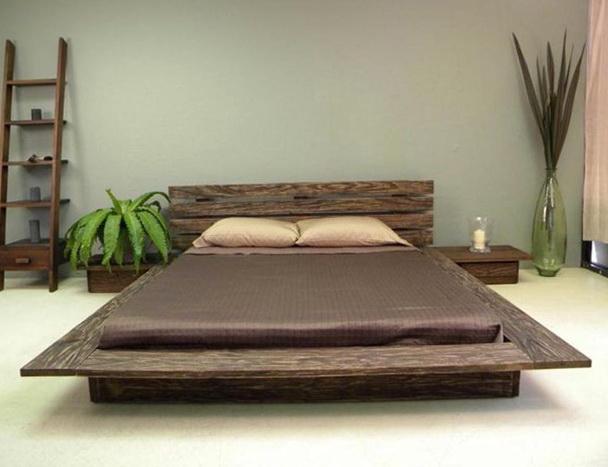 Japanese Platform Bed Diy