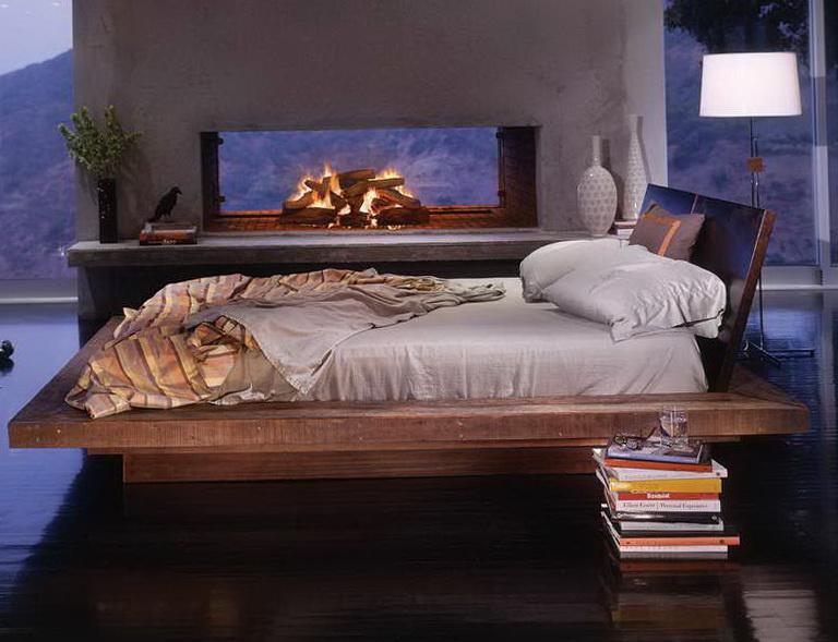Japanese Platform Bed Frame