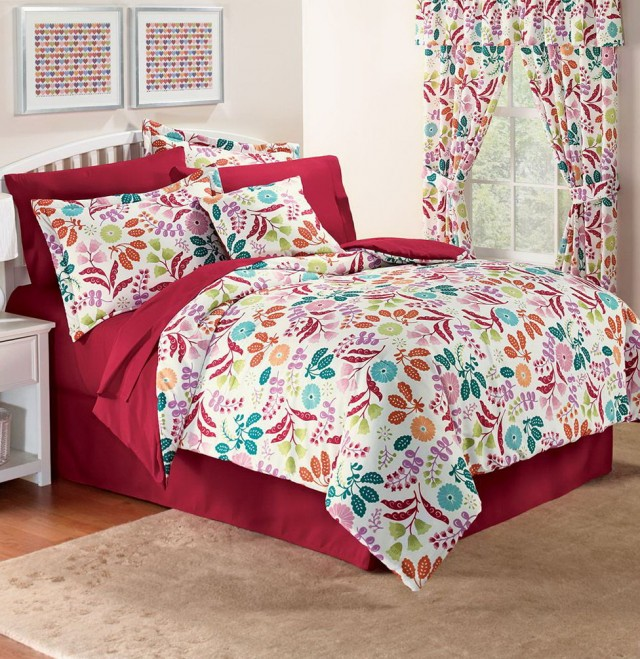 Kids Bedding Sets With Matching Curtains