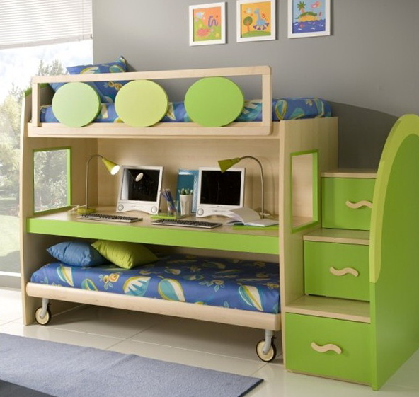 Kids Bunk Beds Ideas