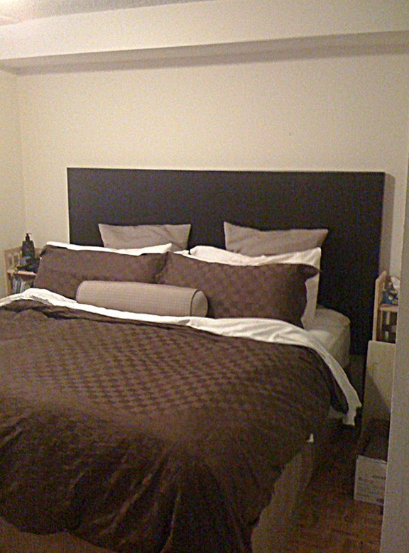 King Bed Frame And Headboard