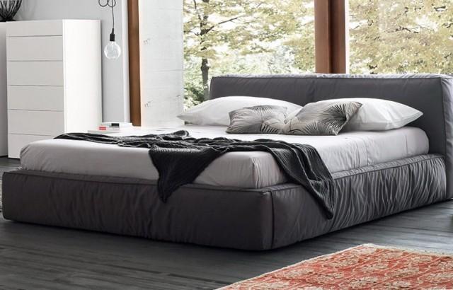 King Japanese Platform Bed
