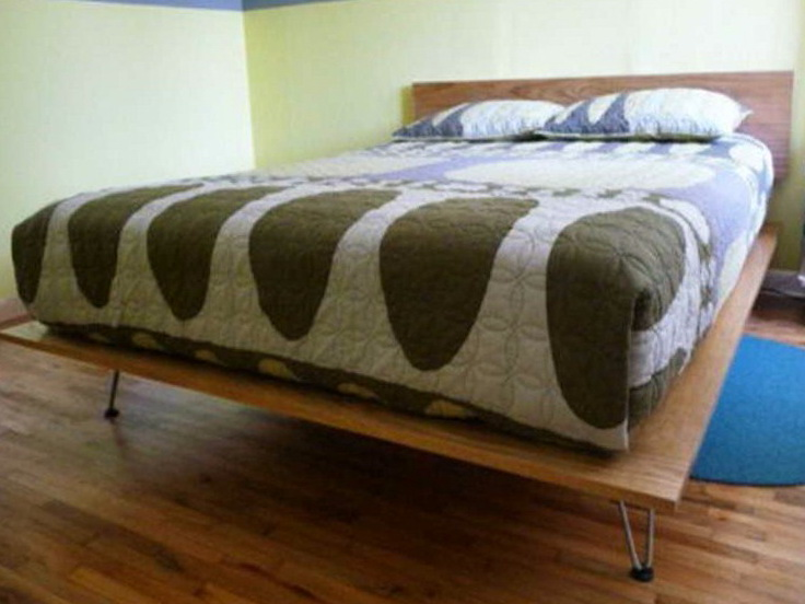 King Platform Bed Diy
