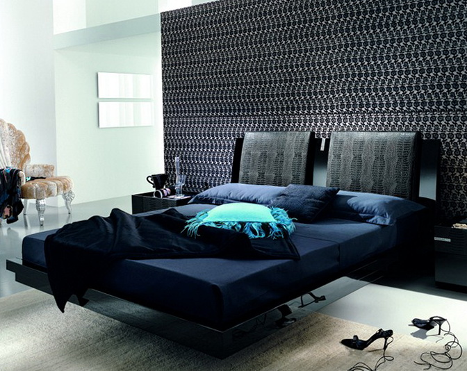 King Size Beds Black