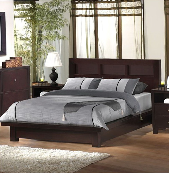 King Size Platform Bed Frames