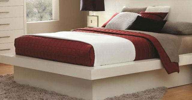 King Size Platform Bed Plans